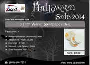 Scary Halloween Sale 2014 at 2Sand.com